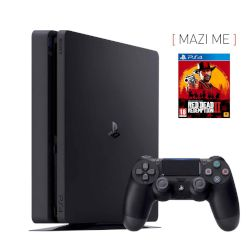 Sony Playstation 4 500 GB + Red Dead Redemption 2