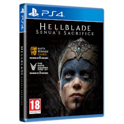 Ninja Theory Hellblade Senuas Sacrifice Playstation 4