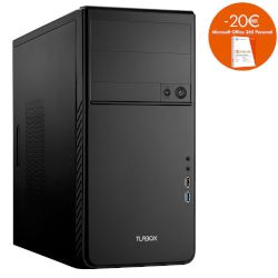 Turbo-X Pegasus PK200 V2 Desktop (Intel Core i5 7400/8 GB/1 TB HDD//Intel HD 630)
