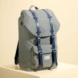3b620b4868 Sentio Τσάντα Πλάτης Urban Blue Grey