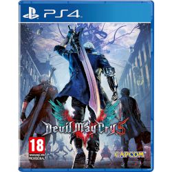 Capcom Devil May Cry 5 Playstation 4