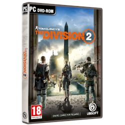 Ubisoft Tom Clancys The Division 2 Standard Edition PC