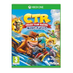 Activision Crash Team Racing Nitro Fueled Standard Xbox One