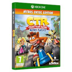 Activision Crash Team Racing Nitro Fueled Nitros Oxide Edition Xbox One