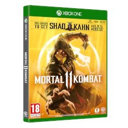 Warner Mortal Kombat 11 Xbox One