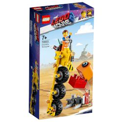 LEGO 70823 Emmets Thricycle!
