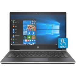 HP Pavilion x360 14- cd1000nv Laptop (Core i3 8145U/4/256 GB/Intel UHD Graphics620)