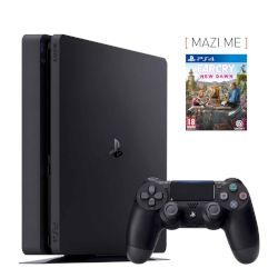 Sony Playstation 4 500 GB + Far Cry New Dawn