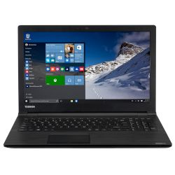 Toshiba Satellite Pro R50- E-11W Laptop (Core i3 7130U/4 GB/1 TB/Intel HD Graphics 620)