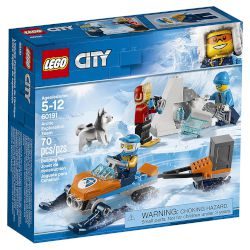 LEGO 60191 Arctic Exploration Team