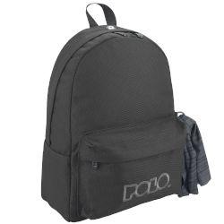 d0b0aa9156 Polo Τσάντα Σχολική Original Knit Black