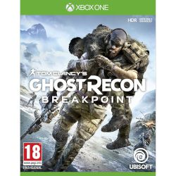 Ubisoft Tom Clancy s Ghost Recon Breakpoint Xbox One