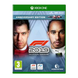 Codemasters Formula 1 2019 Anniversary Edition Xbox One