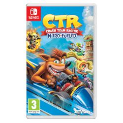 Activision Crash Team Racing Nitro Fueled Standard Nintendo Switch