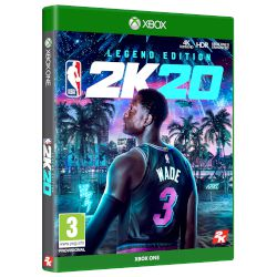Take2 Interactive NBA 2K20 Legends Edition Xbox One