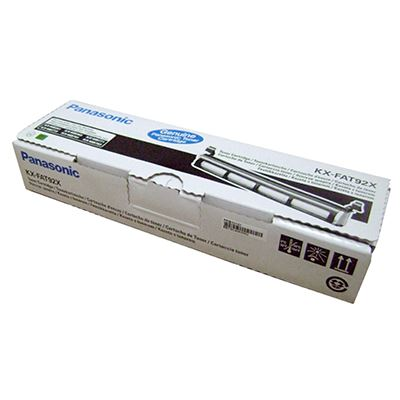 Toner Panasonic KX-FAT92 Black