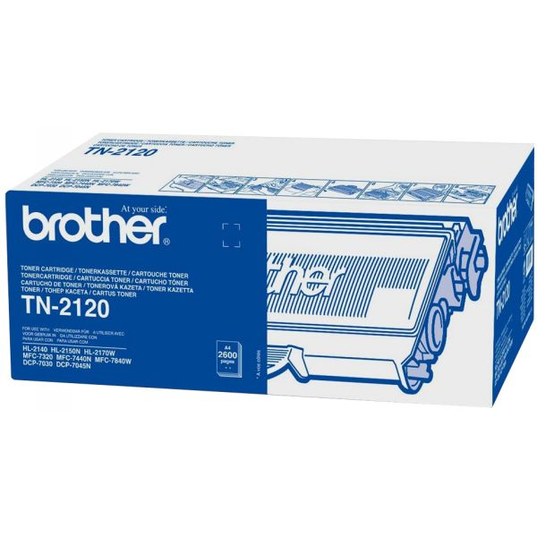 Toner Brother TN-2120 Black