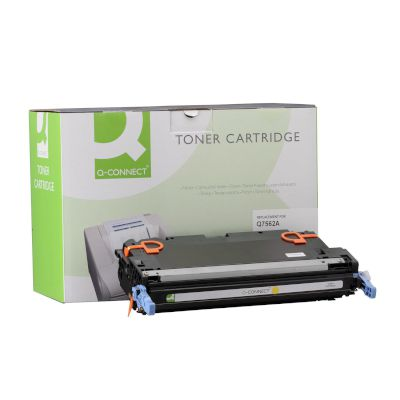 Toner Q-Connect Συμβατό Q7562A Yellow