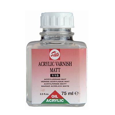 Acrylic Varnish Matt 75ml