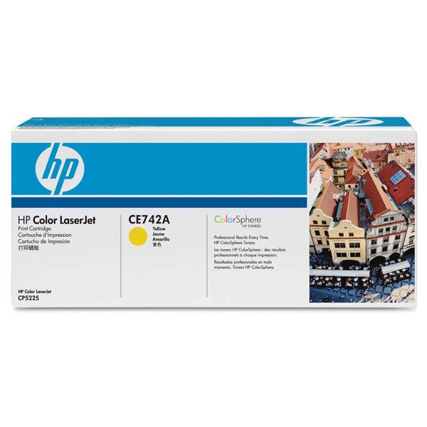 Toner HP 307A Yellow