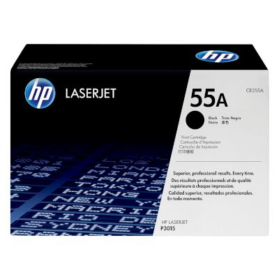 Toner HP 55A Black
