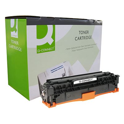 Toner Q-Connect Συμβατό CC531A Cyan
