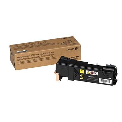 Toner Xerox 106R01593 Yellow