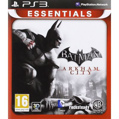 Warner Batman Arkham City Essentias Essentials PS3