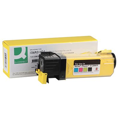 Toner Q-Connect Συμβατό 106R01454 Yellow