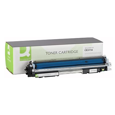 Toner Q-Connect Συμβατό CE311A Cyan