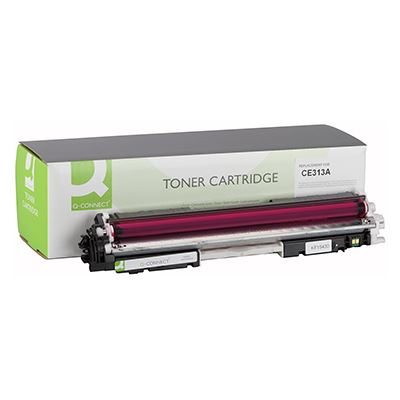 Toner Q-Connect Συμβατό CE313A Magenta