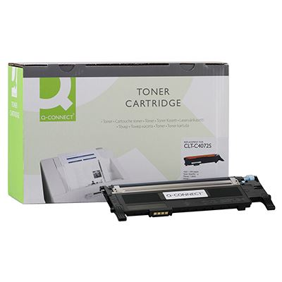 Toner Q-Connect Συμβατό CLT-C4072S Cyan