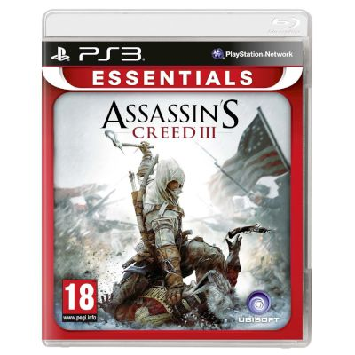 Ubisoft Assassins Creed III PS3