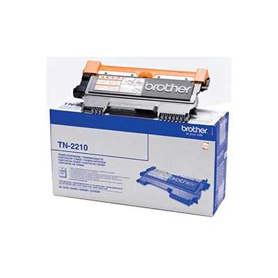 Toner Brother TN-2210 Black
