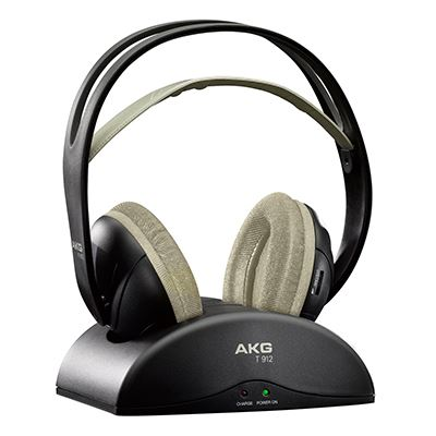 Headphones AKG Κ 912Ε Black
