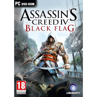 Ubisoft Assassin's Creed IV  Black Flag PC
