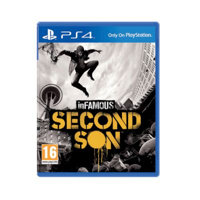 Sony InFamous: Second Son PS4