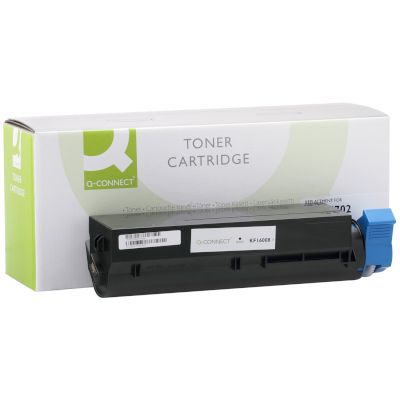 Toner Q-Connect Συμβατό 44574702 Black
