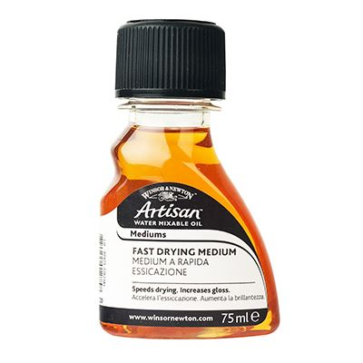Artisan Fast Drying Oil Medium 75ml