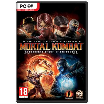 Warner Mortal Kombat Komplete Edition PC