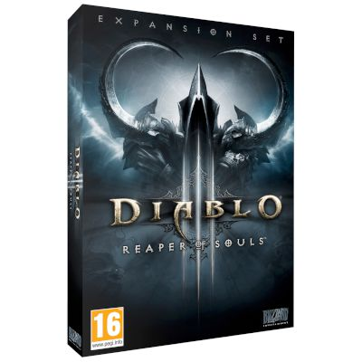 Blizzard Diablo III: Reaper of Souls PC