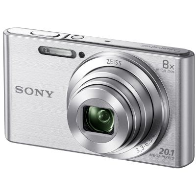 Sony Digital Camera Cybershot DSC-W830 Ασημί
