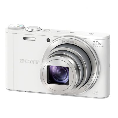 Sony Digital Camera Cybershot DSC-WX350 Λευκό