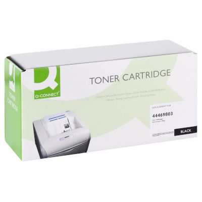 Toner Q-Connect Συμβατό 44469803 Black