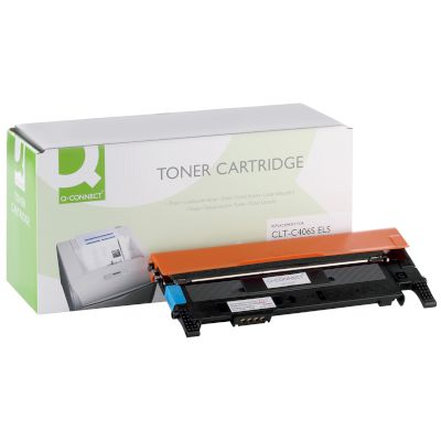 Toner Q-Connect Συμβατό CLT-C406S Cyan