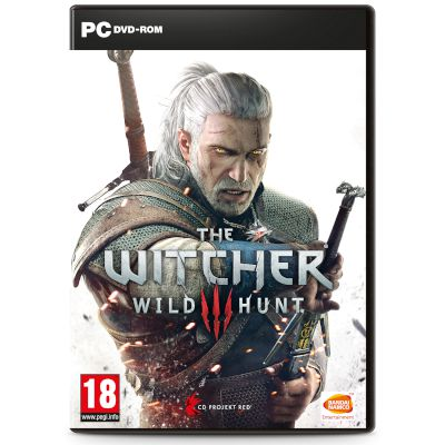 CD Project RED The Witcher 3: Wild Hunt PC