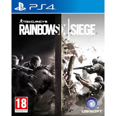Ubisoft Tom Clancy's Rainbow Six: Siege PS4
