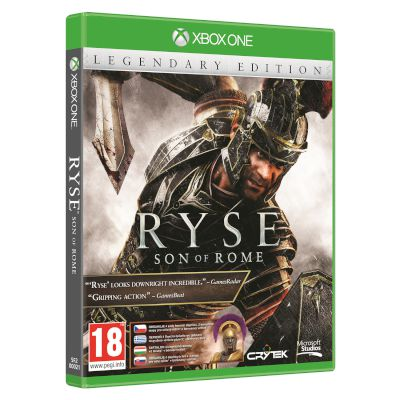 Microsoft Ryse Son of Rome Legendary Edition XBOX ONE