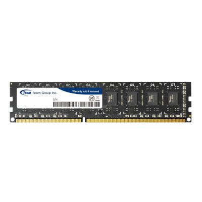 TeamGroup Desktop RAM Value 8GB 1600MHz DDR3