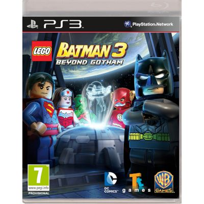 Warner Lego Batman 3 Beyond Gotham PS3